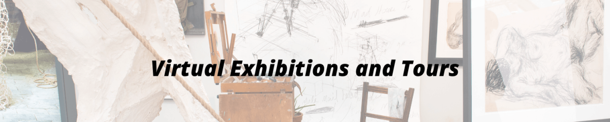 HEADER- VIRTUAL EXHIBITIONS AND TOURS