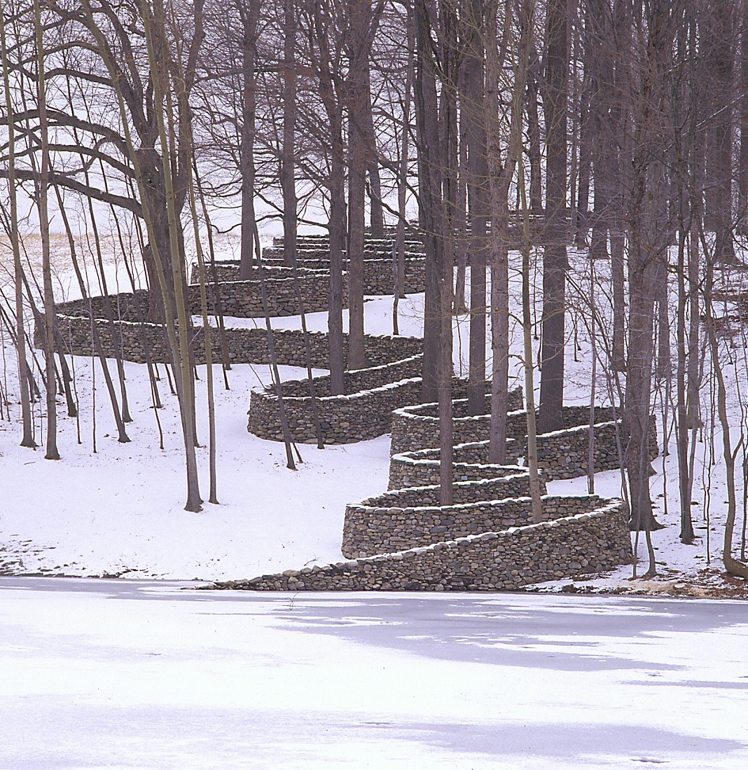 Andy Goldsworthy to Create Walking Wall on Nelson-Atkins