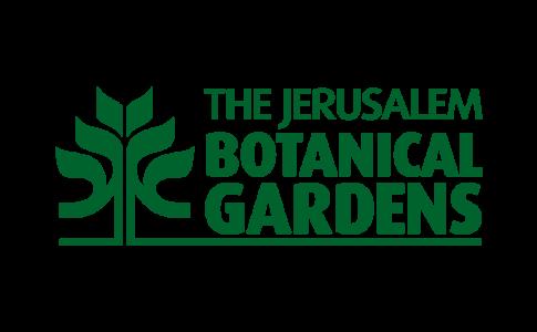 Jerusalem Botanical Gardens Logo