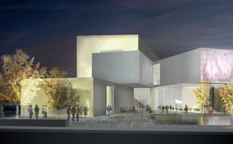 institute for contemporary art at vcu will open in april with